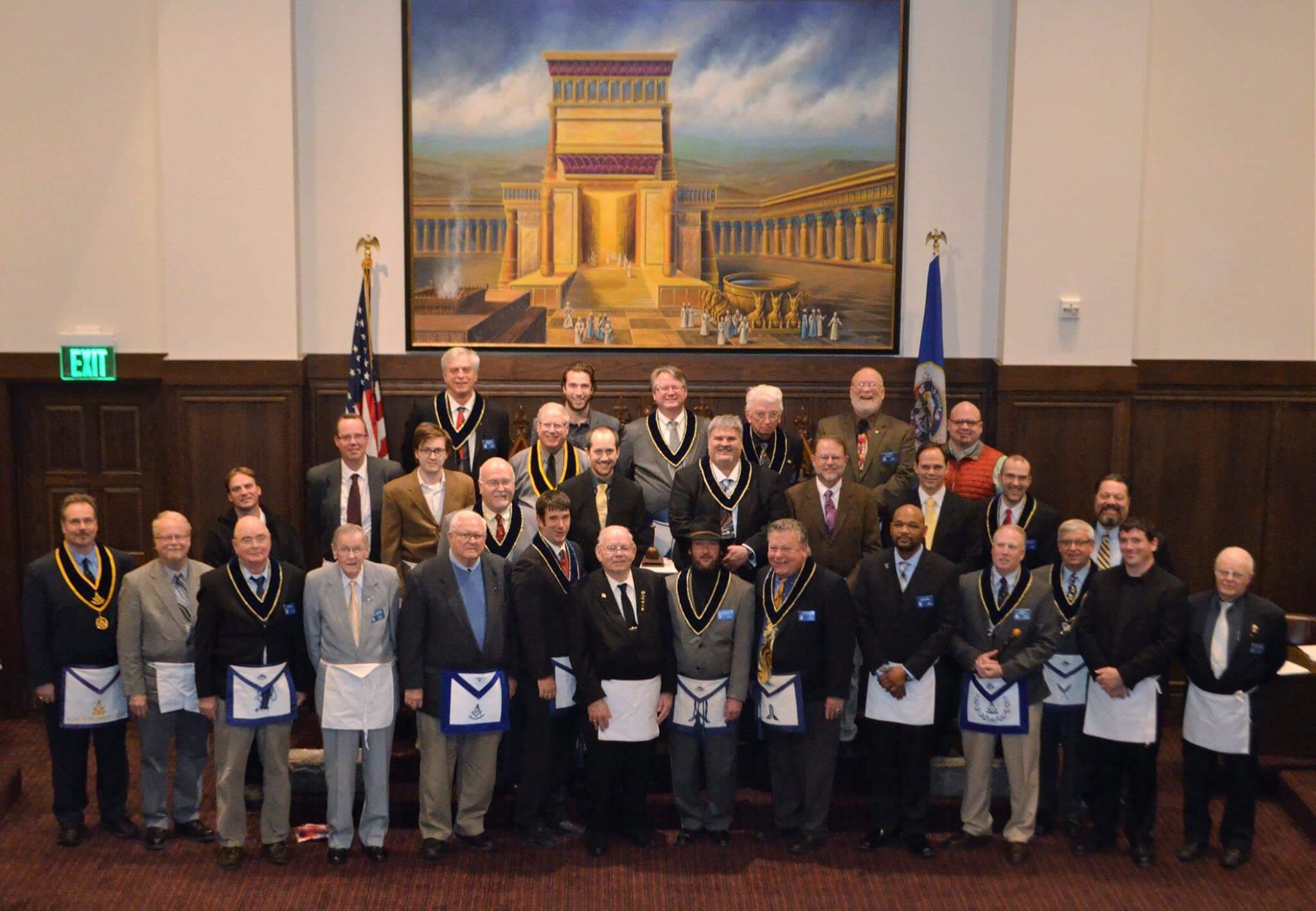 The Lodge Room Mn Masonic Heritage Center